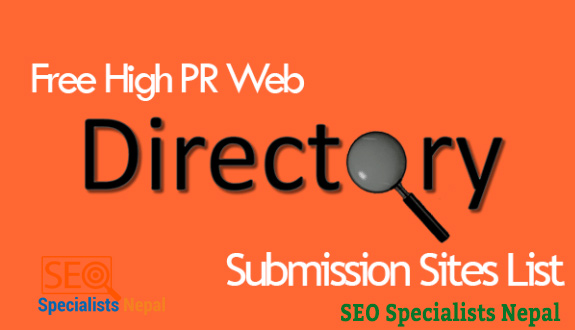 Free High PR Directories Lists  2017