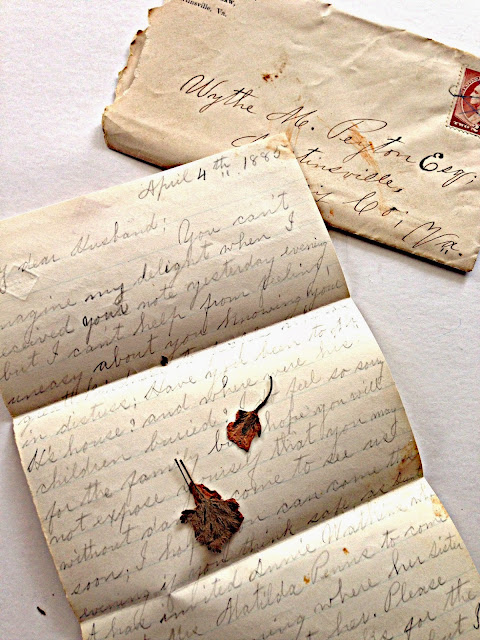 history of letter writing