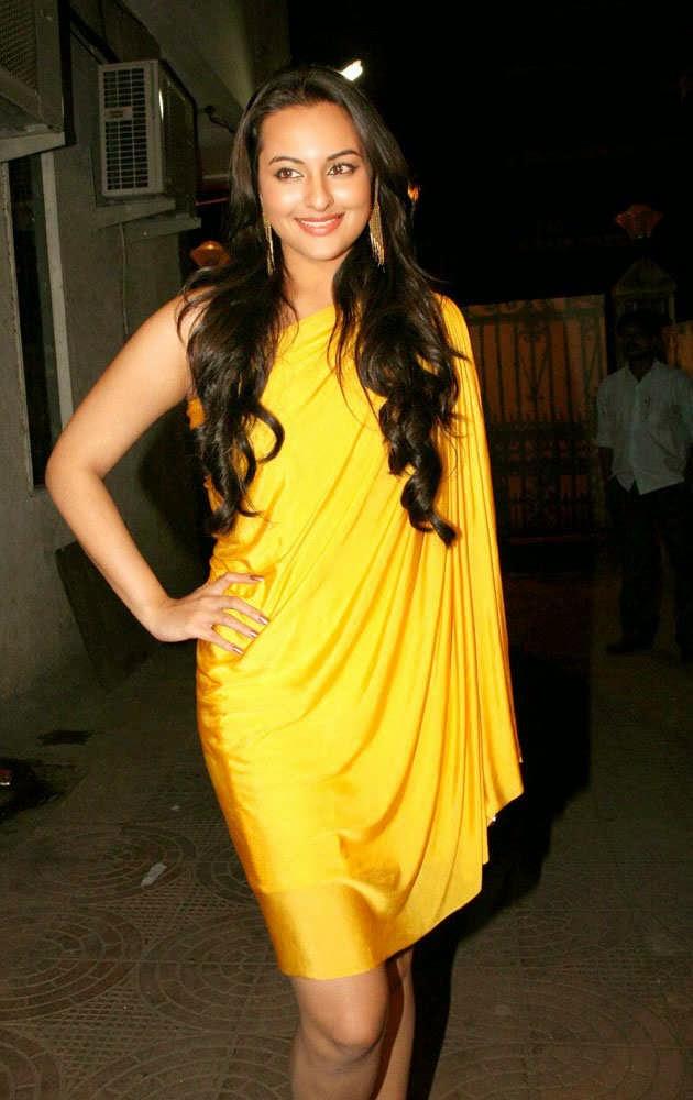 Sonakshi Sinha Cute And Sexy Collection E2h Entertainment