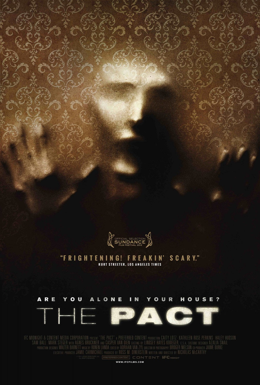 Nonton Film The Pact (2012)