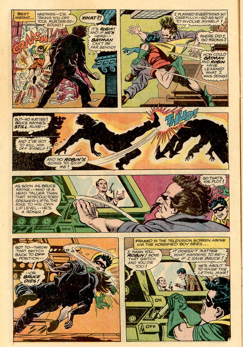 Detective Comics (1937) 367 Page 9