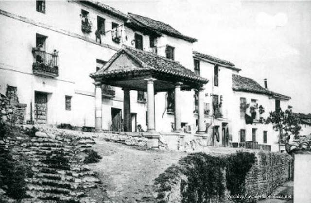 lavaderos-en-la-granada-de-siglo-XIX