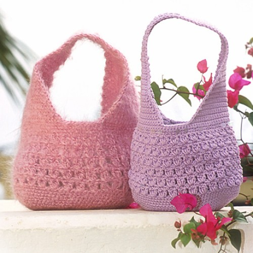 Crocheted Purse - Free Pattern