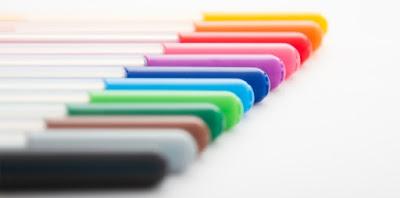 写真 「カラーペン 12色セット」