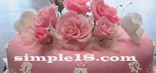 تورتة الورود