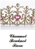 http://orderofsplendor.blogspot.com/2016/03/tiara-thursday-chaumet-bowknot-tiara.html