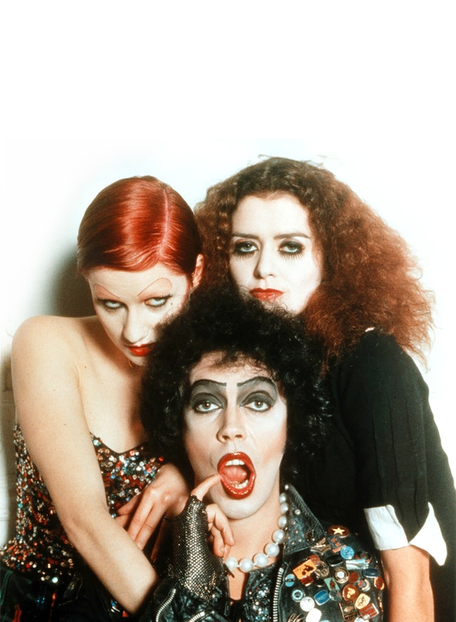The Movie Sleuth: Videos: The Rocky Horror Picture Show