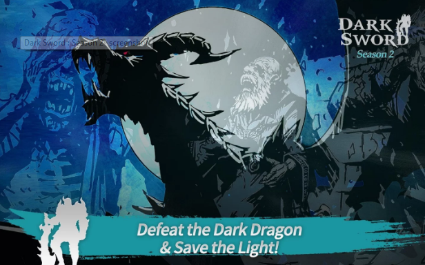 Dark Sword : Season 2 v2.3.0 Mod Apk Terbaru (Unlimited Money)