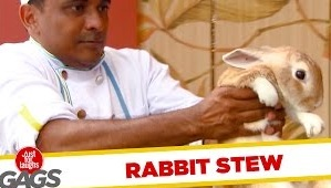 Rabbit Stew Prank – JFL Gags Asia Edition