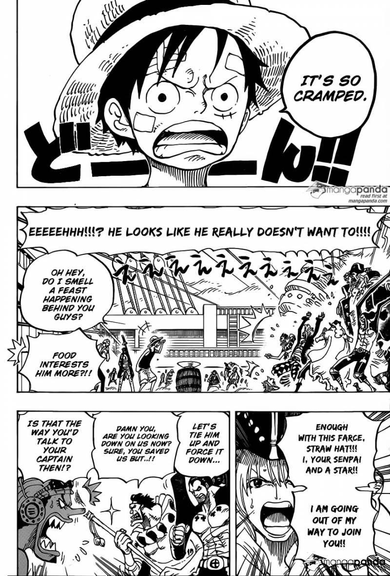 One Piece - Chapter 802