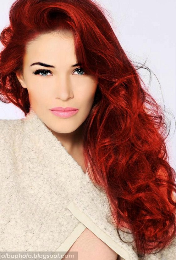 Can not redhead beauty contest