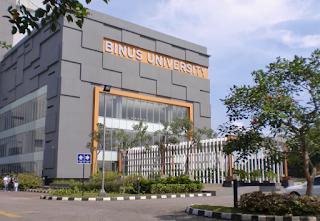 Universitas Swasta Terbaik Di Indonesia 2016 versi DIKTI - universitas bina nusantara