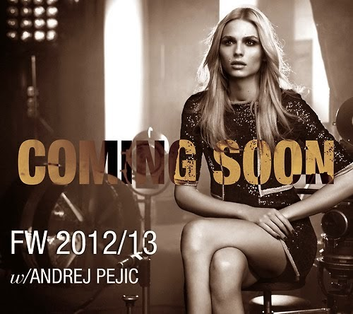 Andrej Pejic Collection