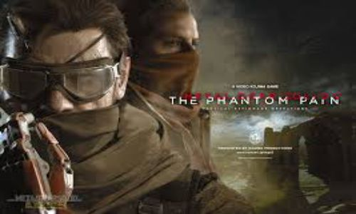 Download Metal Gear Solid V The Phantom Pain Free For PC