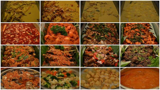Buffet Ramadhan 2016 : Dewan De' Seri Endon Puspanitapuri Putrajaya