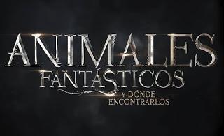 un par de spots en español de animales fantasticos y donde encontrarlos