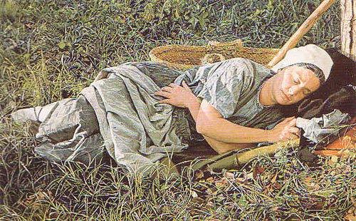 """Hyper Realist Painter-""""Isabel Guerra"""" 1947"""