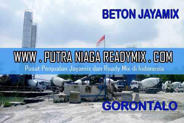 Harga Beton Jayamix Gorontalo
