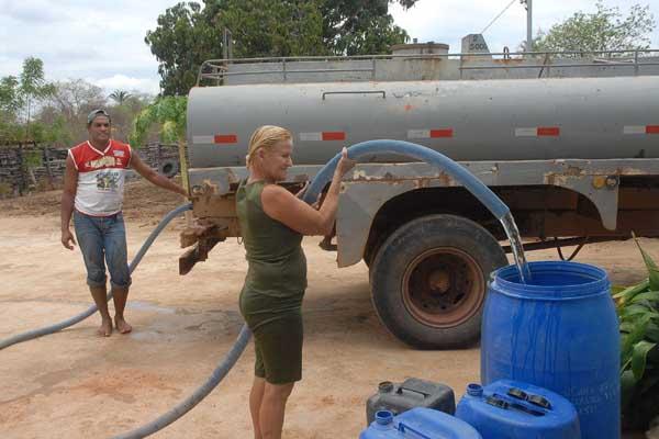 Água está se tornando um perigo em Pernambuco