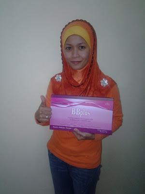 BBplus Collagen Chempaka Mohd Din