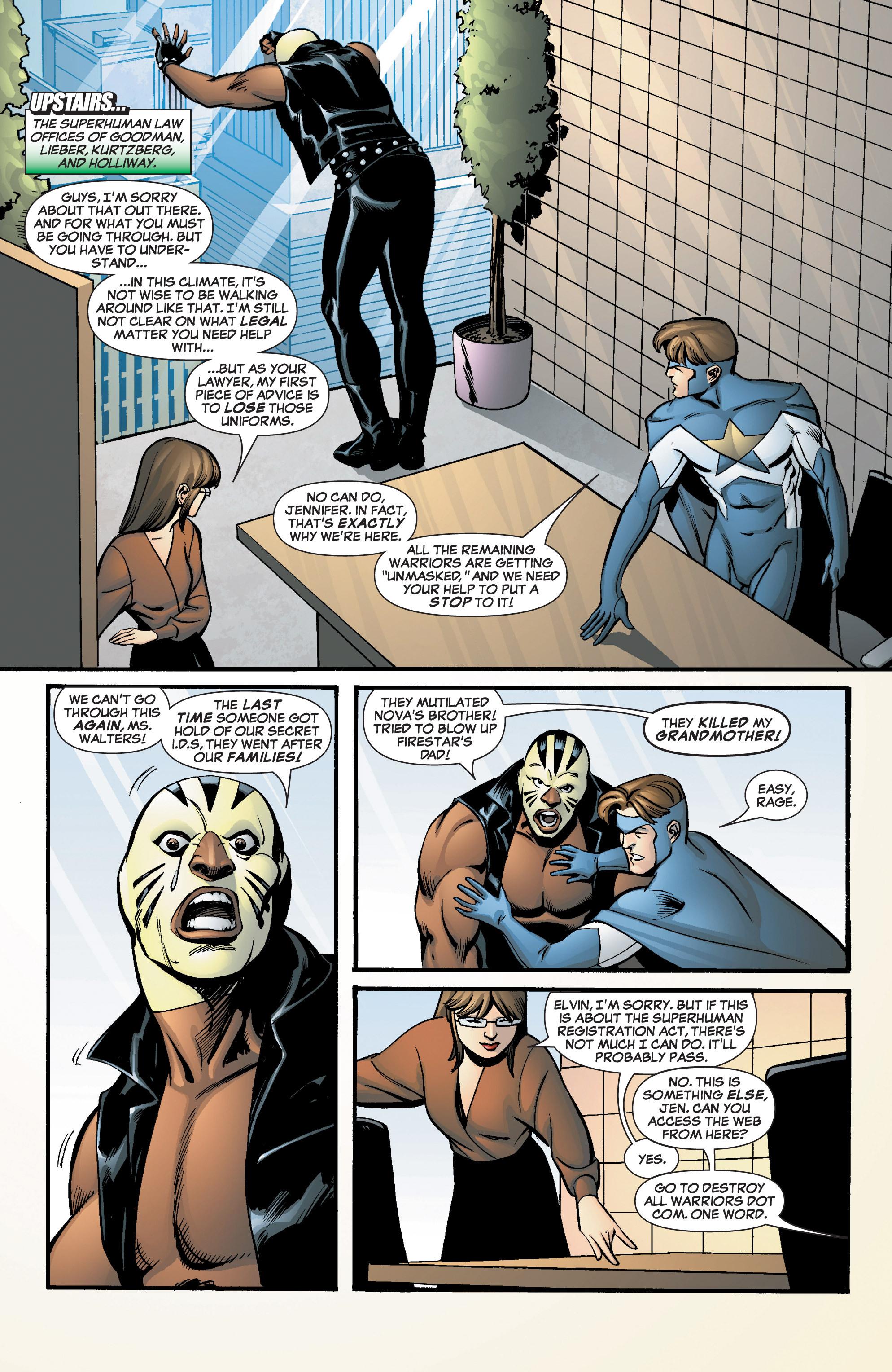 Read online She-Hulk (2005) comic -  Issue #8 - 9