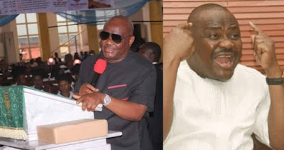 "Ekiti election: ""I have never seen this type of political robbery"" – Rivers state governor, Nyesom Wike"