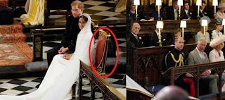 Αυτός είναι ο πραγματικός λόγος που υπήρχε μια κενή θέση στον πριγκιπικό γάμο