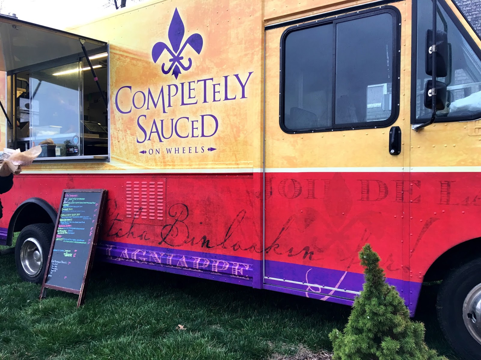 Completely Sauced Food Truck