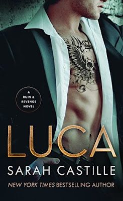 ARC Review: Luca by Sarah Castille