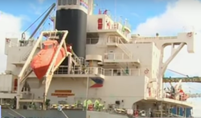 "take""It takes 30 days to sail from Mexico to Mombasa when was the imported maize procured?"" Asks the freight specialists. PHOTO 