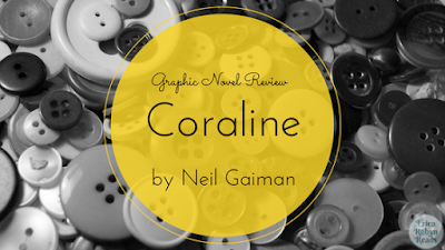 Coraline graphic novel review
