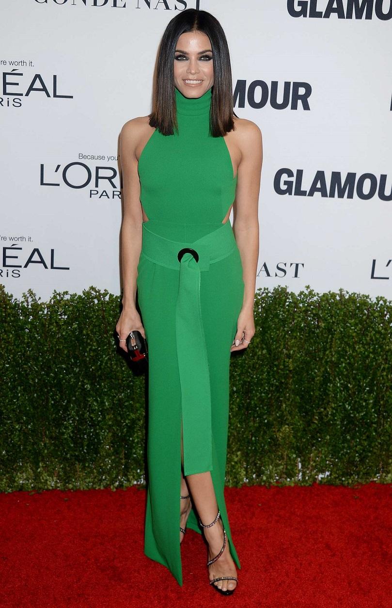 Jenna Dewan Tatum – 2016 Glamour Women Of The Year in Los Angeles