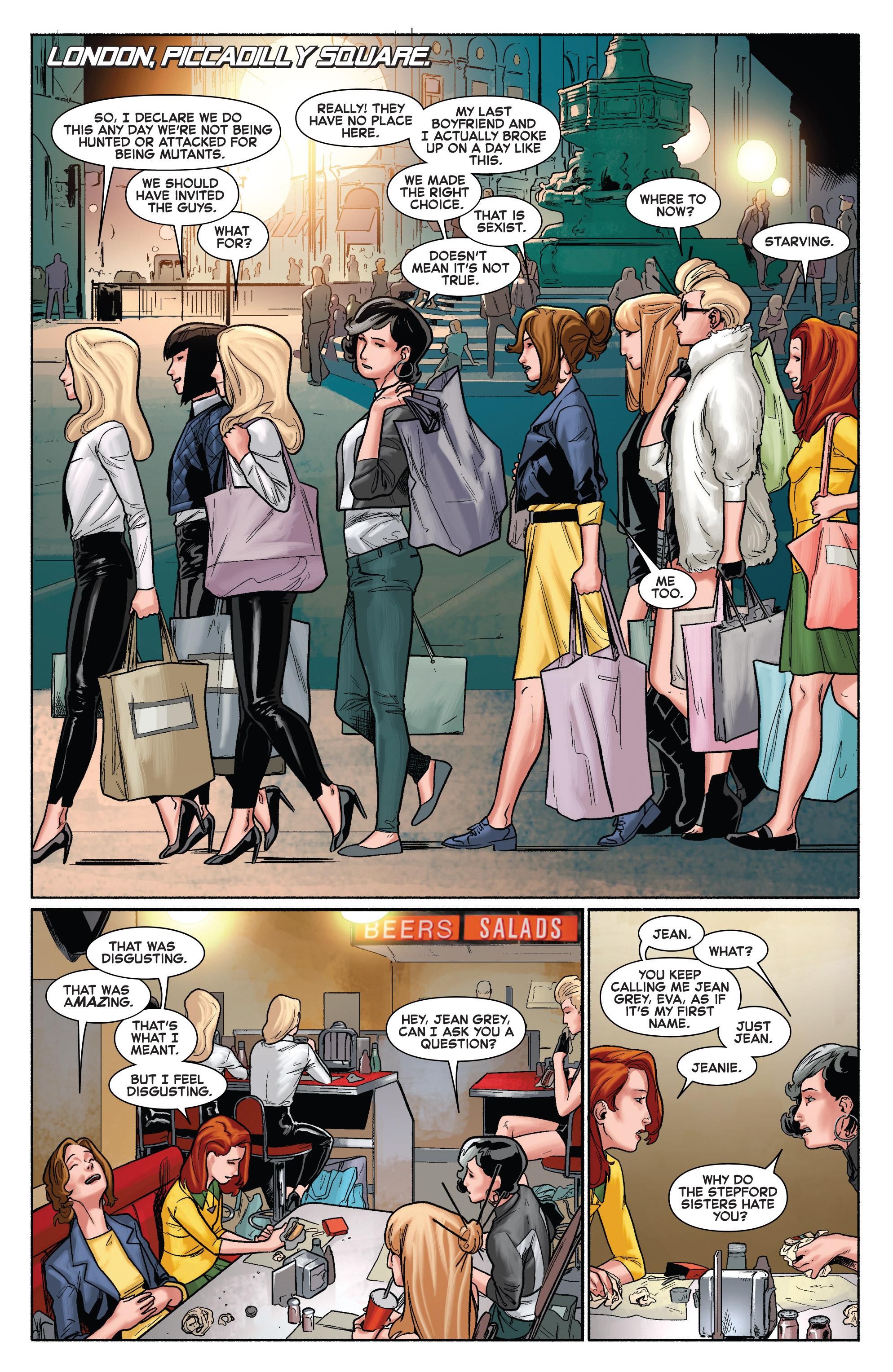 Read online Uncanny X-Men (2013) comic -  Issue #15 - 9