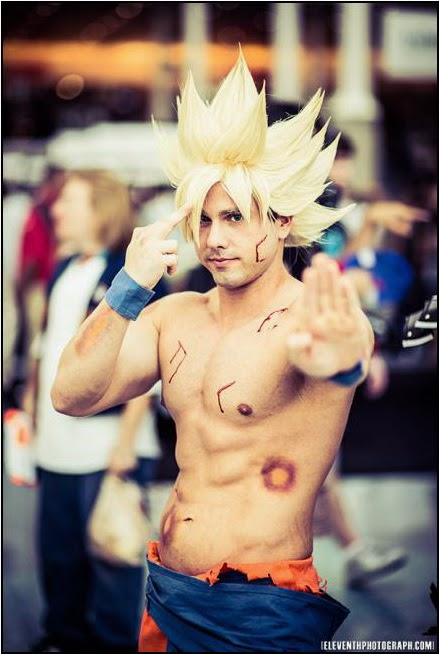 Dragon ball cosplay costumes