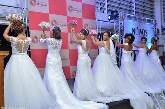Desfile de Noivas em Serrinha