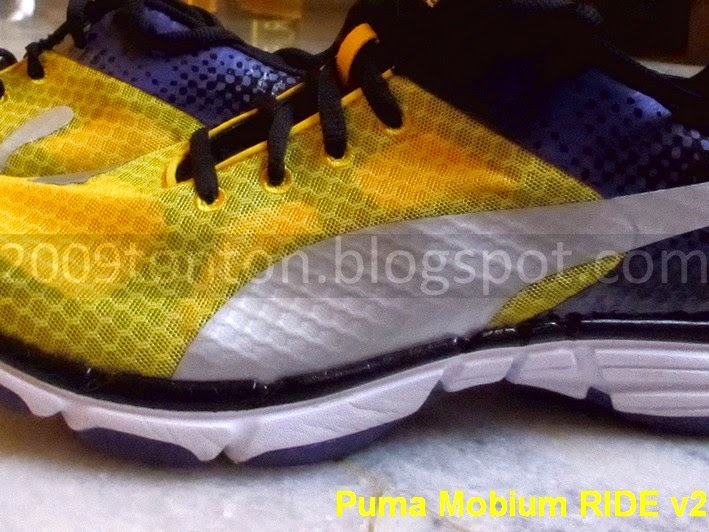 6d7ce28446f Although the Mobium series comes with Expansion pods on the forefoot for  delivering cushioning