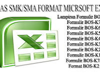 DOWNLOAD CONTOH RKAS SMK/SMA FORMAT MICROSOFT EXCEL