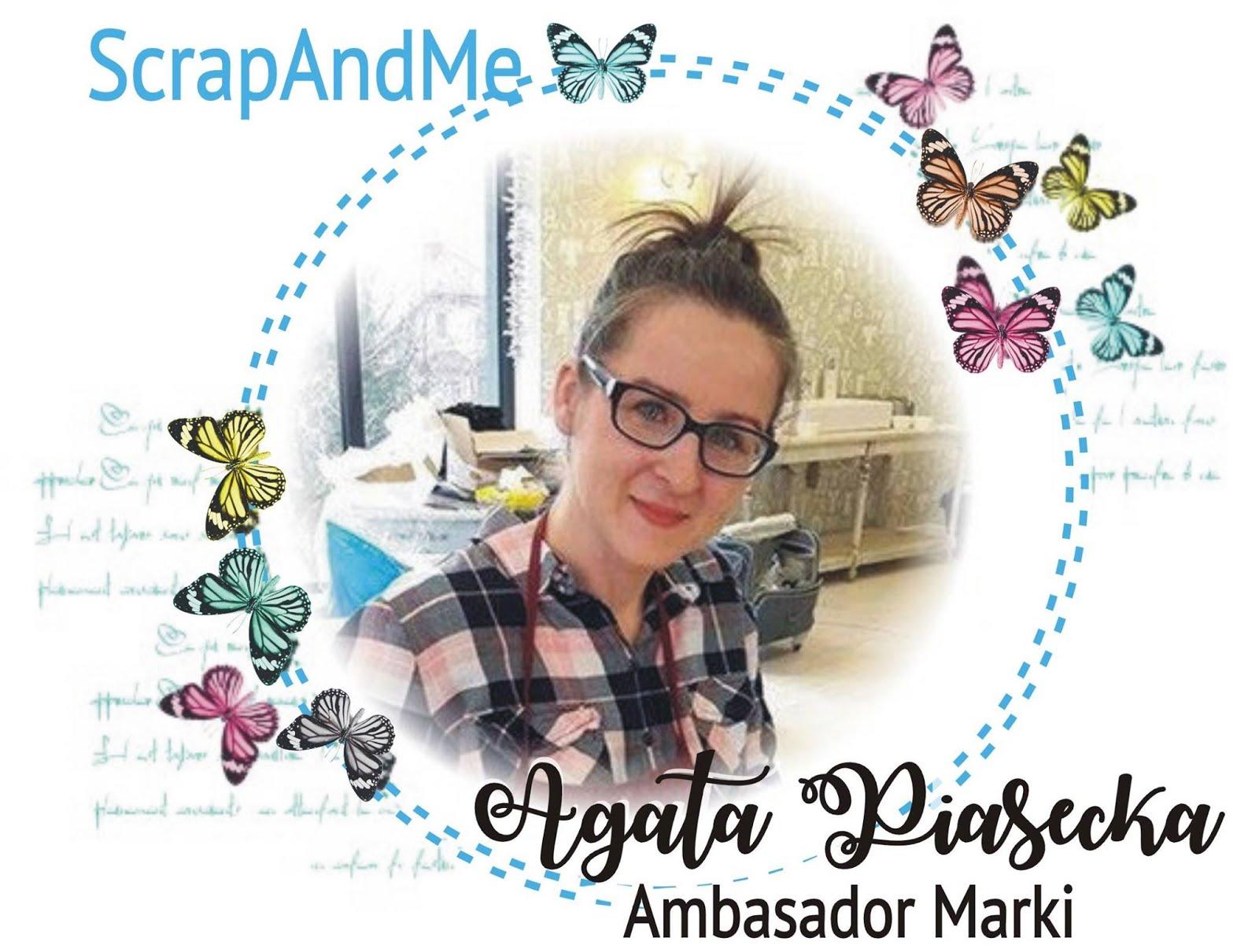 Agata Piasecka - Ambasador