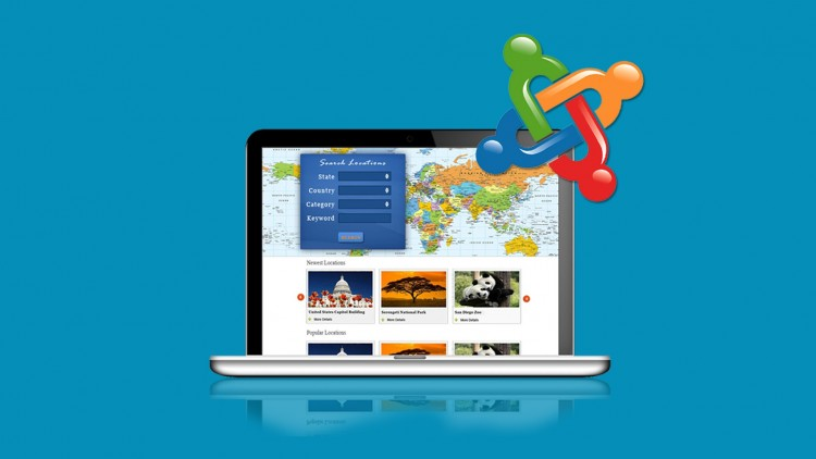 Joomla: Create a Joomla Website This Weekend With NO CODING