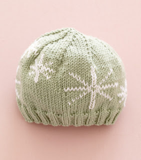 Knit Stitch Only Baby Hat : Miss Julias Patterns: Free Patterns - 20 More Baby Hats to Knit - Crochet