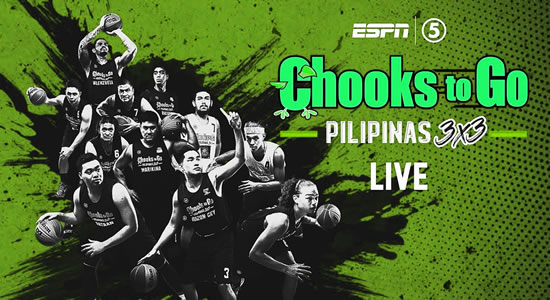 LIST: Participating TEAMS 2019 Chooks-to-GO Pilipinas 3X3
