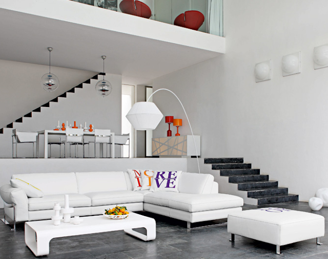 Modern: Clean Interiors
