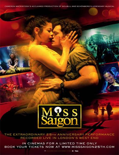 Ver Miss Saigon: 25 aniversario (2016) Online
