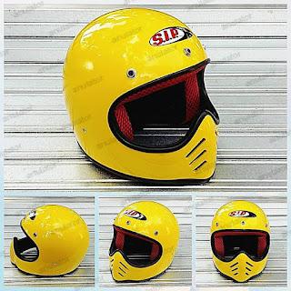 Helm Cakil Replika Moto3 SIP