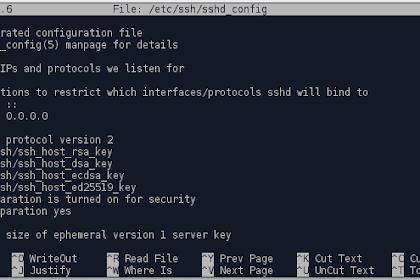 Tutorial Cara Install dan Konfigurasi SSH Server di Ubuntu