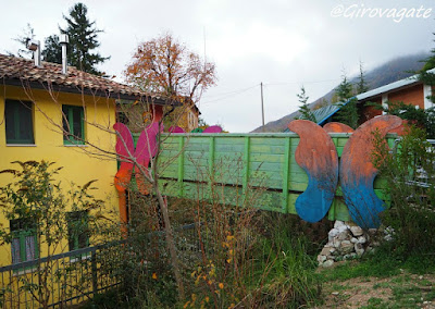 giardino delle farfalle montalto cessapalombo