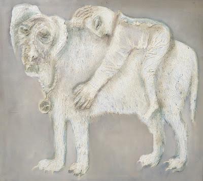 Валерия Трубина, Езда на собаке, 1988