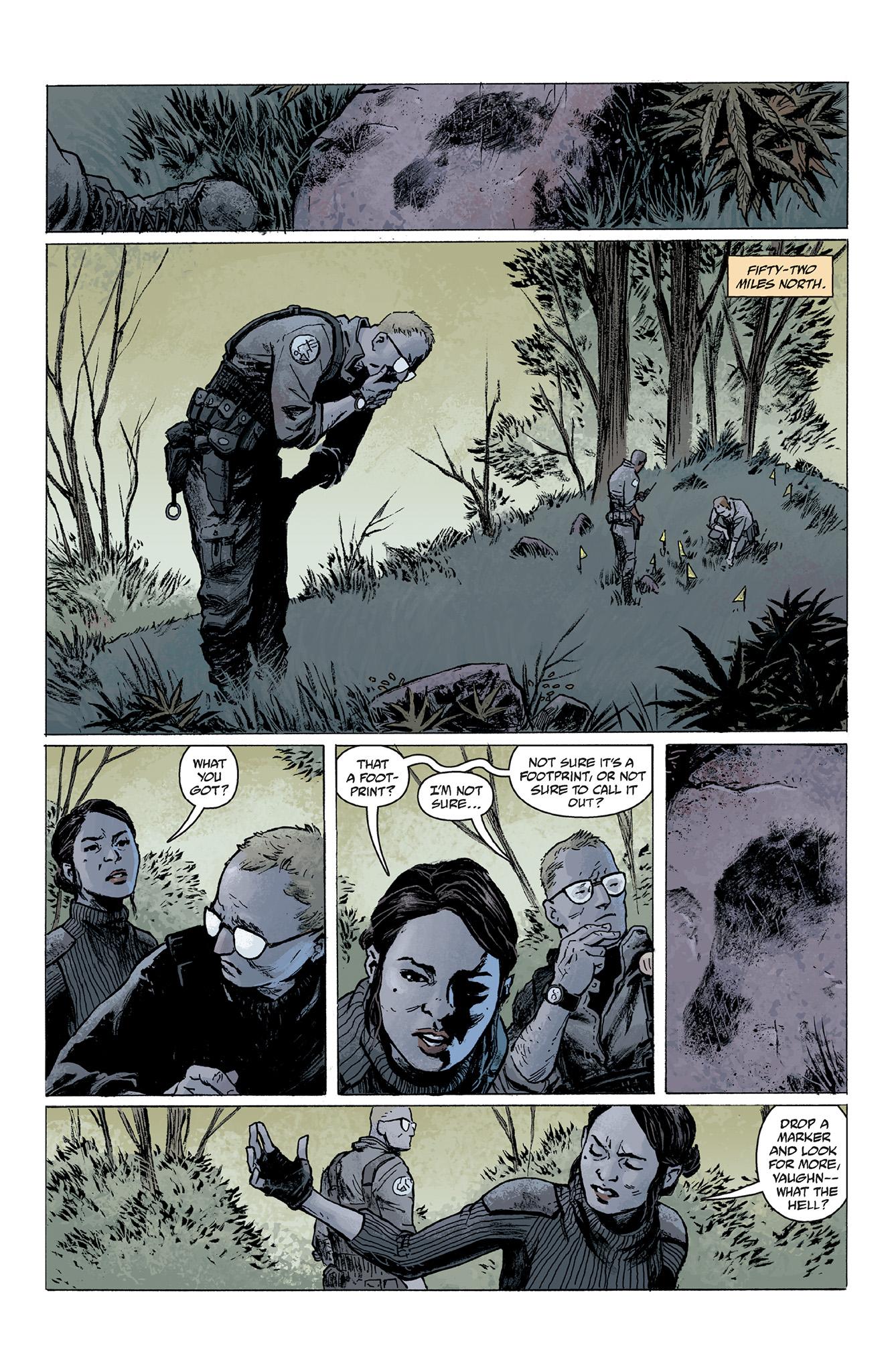 Read online Abe Sapien comic -  Issue #2 - 8