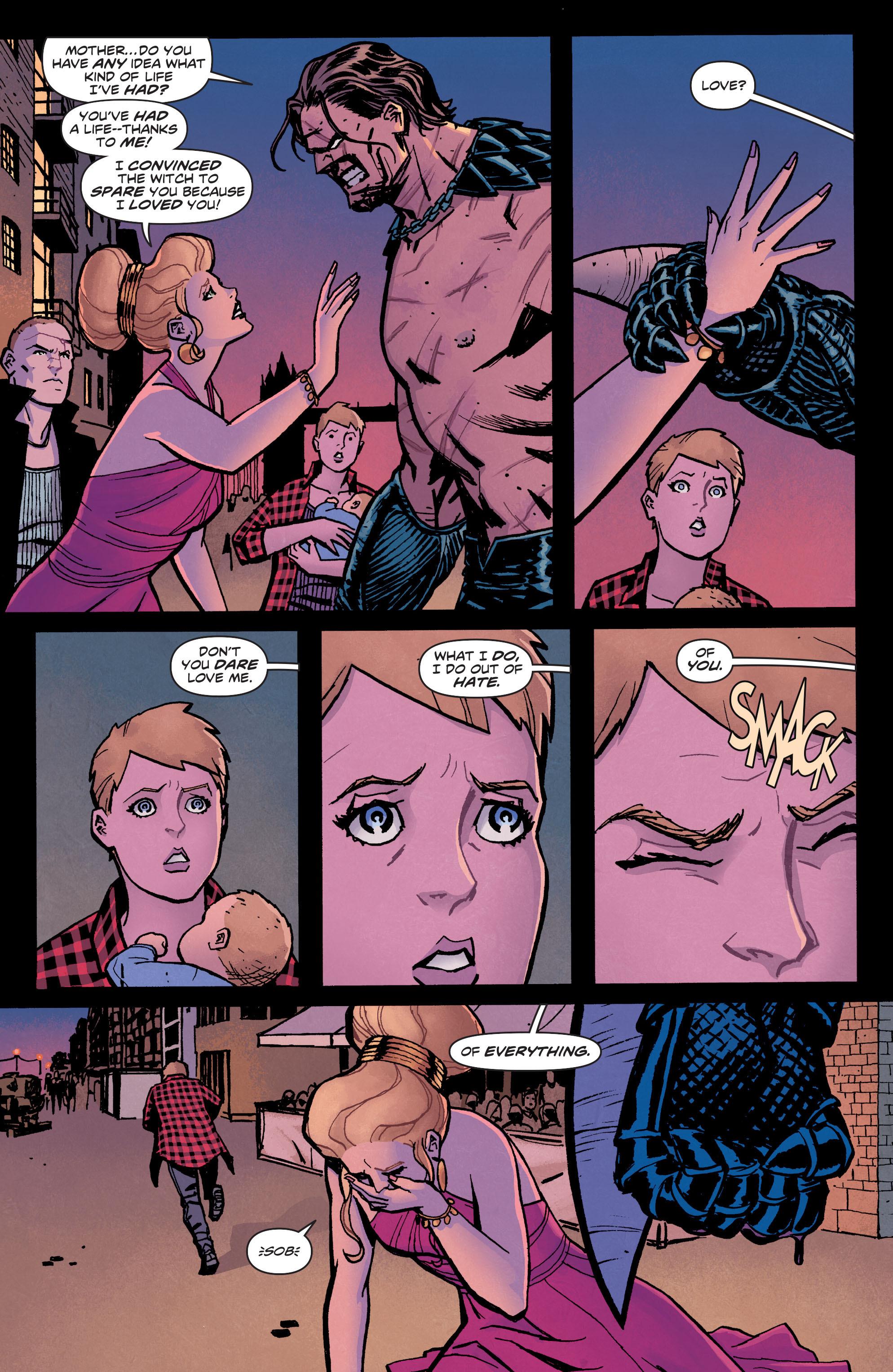 Read online Wonder Woman (2011) comic -  Issue #21 - 3