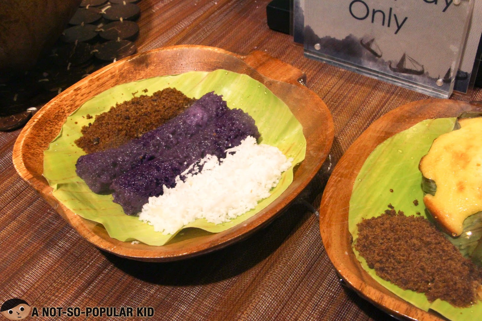 Filipino Favorite - Puto Bumbong with Gata in Vikings